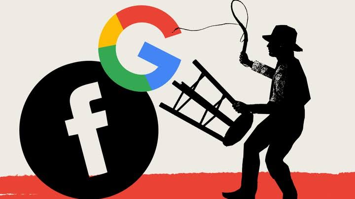 US introduced five new bills to limit Big Tech power 1