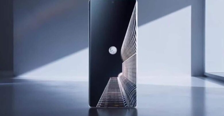 """ZTE to shortly release""""ZTE Axon 30,"""" a new phone with an under-display camera. 1"""