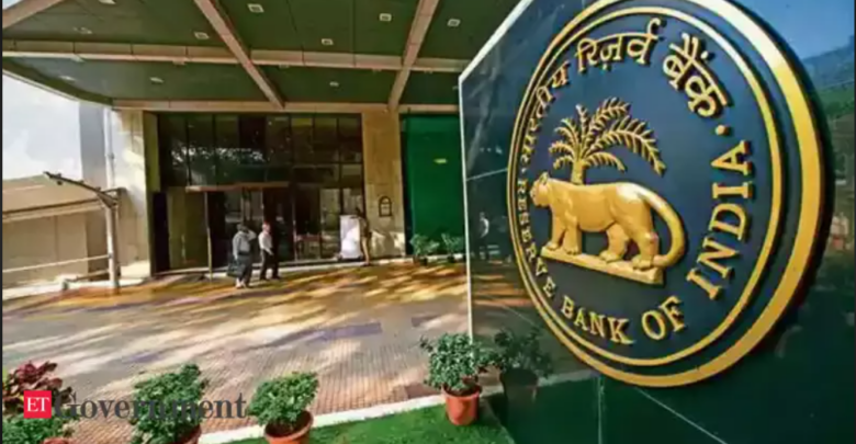 Big Tech corporations should not be allowed into financial services: RBI 1