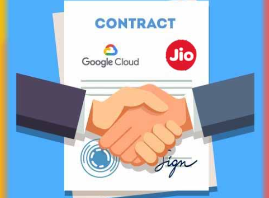 The Reliance Jio agreement may generate $1 billion in revenue for Google Cloud 1