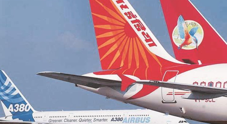 Tata to acquire Air India 1