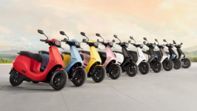 Ola Electric Scooter will be available in ten different colors 7