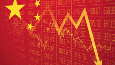 As a result of Beijing's crackdown, Chinese equities are now among Asia's worst-performing 7
