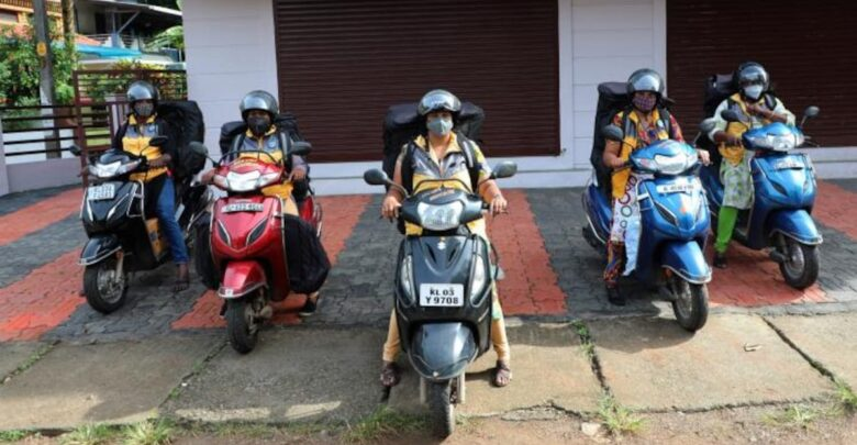In Kerala, Amazon opened two more all-woman delivery stations intending to empower women. 1