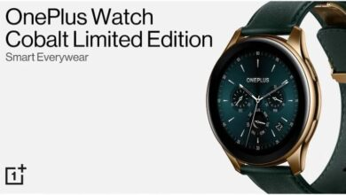 """One Plus released the limited edition of """"OnePlus watch cobalt"""" in India. 8"""