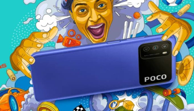 Poco M3 introduced its new 4GB RAM variant in India. 1