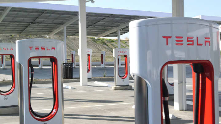 Elon Musk confirmed the expansion of Ev Supercharge stations this year 1