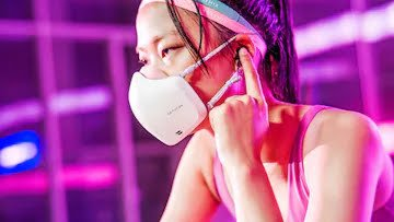 """Tech giant LG announces to launch a """"PuriCare Face Mask"""" shortly 2"""