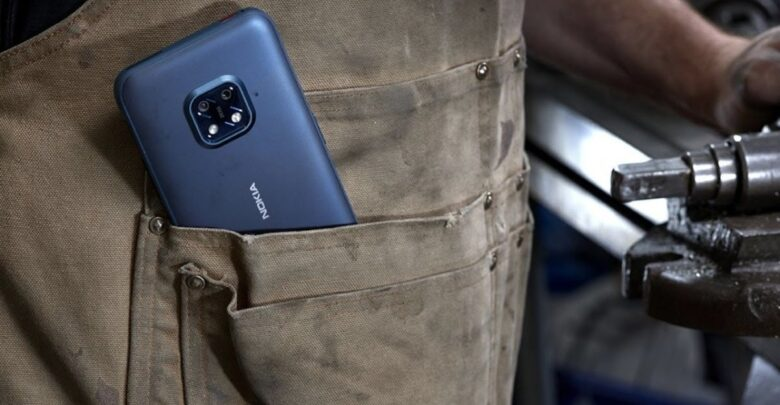 'Nokia XR20' with water resistance feature will soon be available for sale across US 1