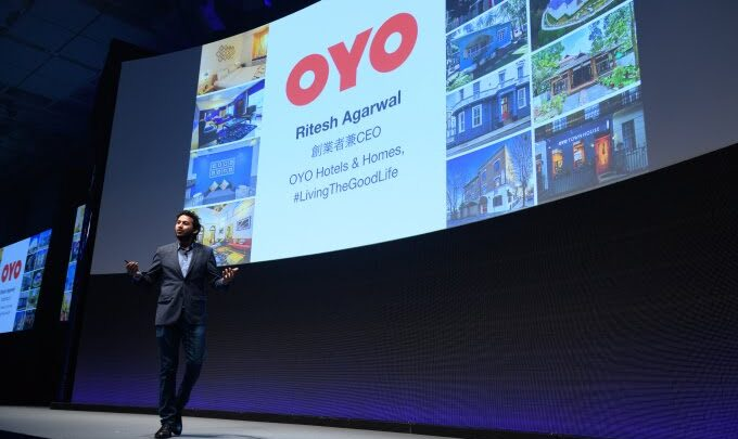 """Microsoft to soon acquire stakes in a Hotel booking platform """"Oyo"""" 1"""