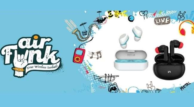Micromax has brought earbuds pair including 'Airfunk 1' and 'Airfunk 1 pro' With Noise reduction and Voice Changing features 1