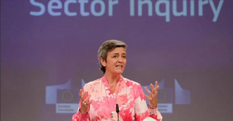 Technology isn't just for a few behemoths, says EU Commissioner Vestager 1