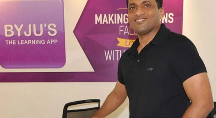 Raveendran, the proprietor of BYJU, has been charged with providing misleading information in the UPSC curriculum 1
