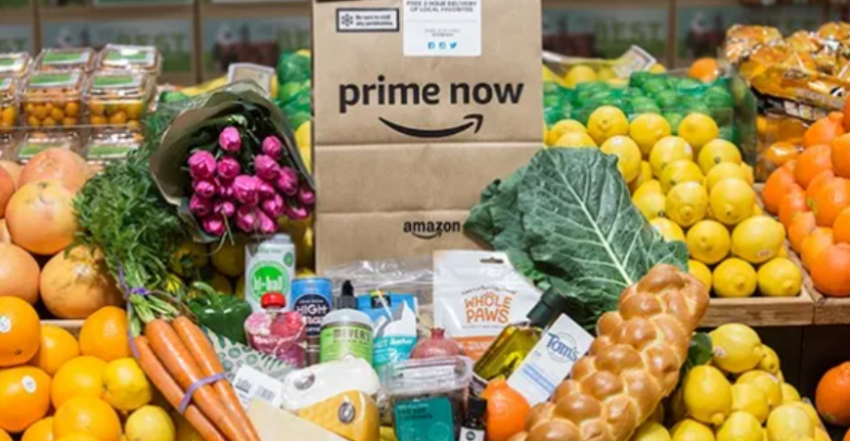 More shops are getting Amazon's Whole Foods-style online food delivery 1