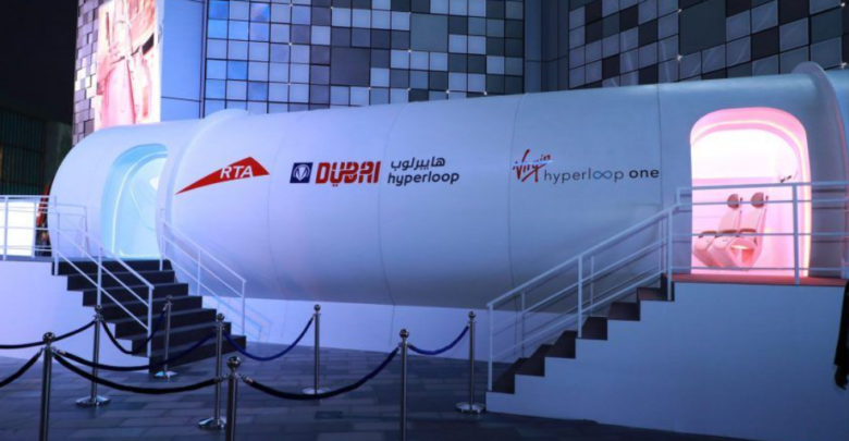 Virgin Hyperloop has released a new video showcasing their revolutionary pod idea 1