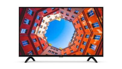 """Xiaomi has introduced its latest inclusion of """"Mi LED Smart TV"""" with a 32-inch HD-ready display and other fantastic features 8"""