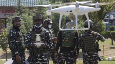 The Indian government is expected to implement new rules for operating Drones by 15 August 8