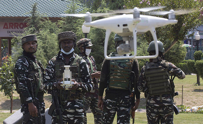 The Indian government is expected to implement new rules for operating Drones by 15 August 1