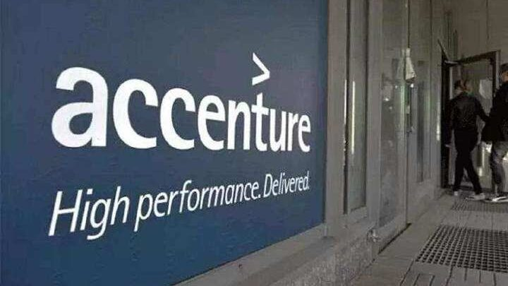 """An Irish-based multinational firm """"Accenture"""" becomes a victim of a cyber attack by the LockBit gang 1"""