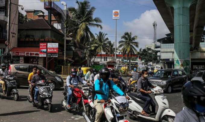 """India-based bike taxi service """"Rapido"""" received $52 million in new funding round to expand its footprints in the South Asian market 1"""