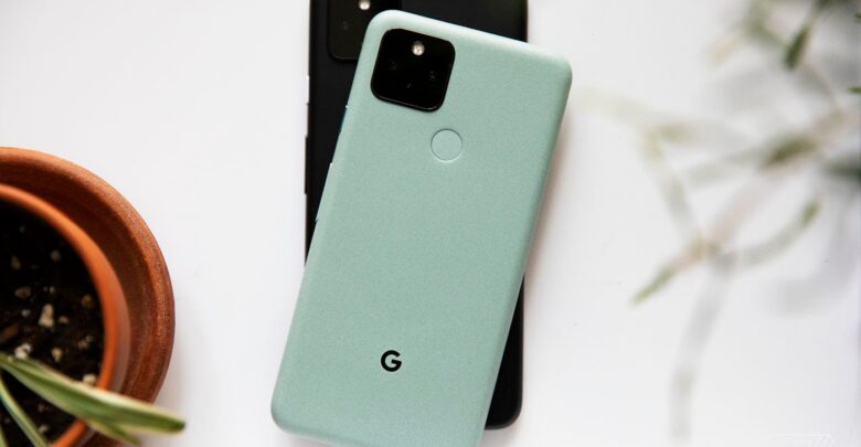 Google has stopped the sale of Pixel 5 and Pixel 4a 5G series before the launch of Pixel 6 series 1