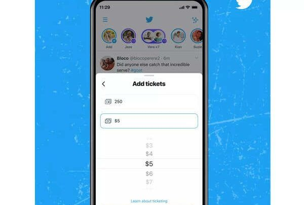With the 'Ticketed Spaces' feature, hosts on Twitter Spaces will soon be able to make money 1