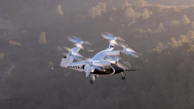 Joby Aviation is collaborating with NASA to test electric air taxis 10