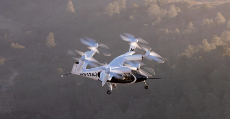 Joby Aviation is collaborating with NASA to test electric air taxis 1