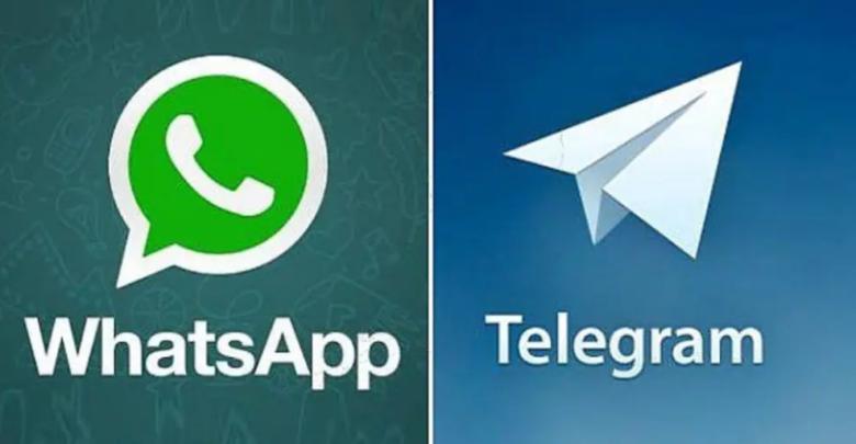 Telegram mocks over WhatsApp's new functionality on Twitter, invoking 'Jumanji' 1