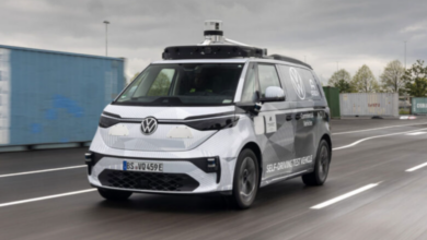 Volkswagen's vintage ID gets a high-tech makeover thanks to Argo AI. Van with a buzz 3