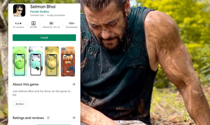The hit-and-run game has banned after Salman Khan filed a lawsuit 1