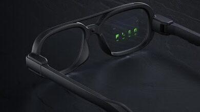 Xiaomi's smart glass, cutting-edge technology to allow users communicate via small screen 5