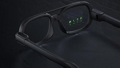 Xiaomi's smart glass, cutting-edge technology to allow users communicate via small screen 1