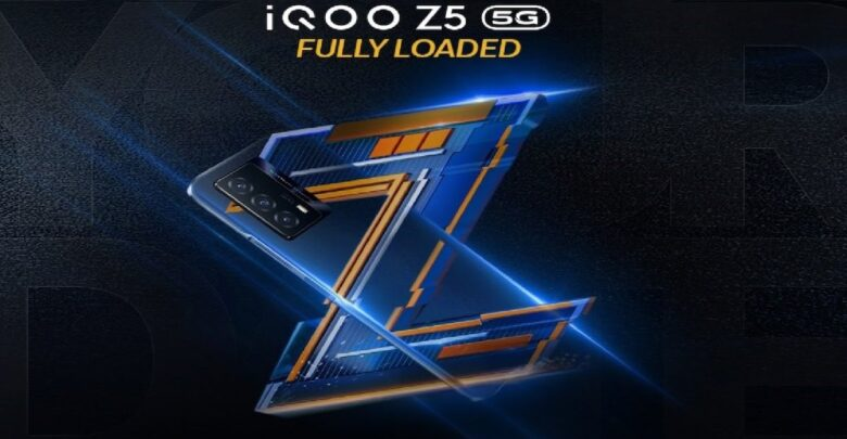The iQOO Z5 5G will be brought to India soon. Find out what makes it valuable 1