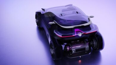 You can drive this car using your smartphone as a steering wheel 4