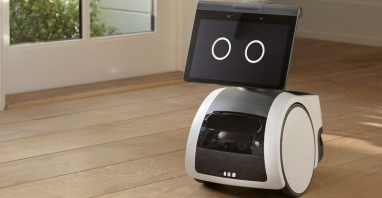 """Amazon has brought a special """"Astro"""" robot to assist people in accomplishing daily home tasks 1"""