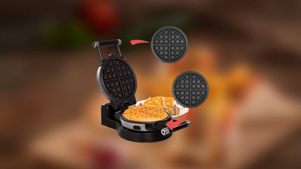 Top 13 Best Waffle Iron in 2021 11