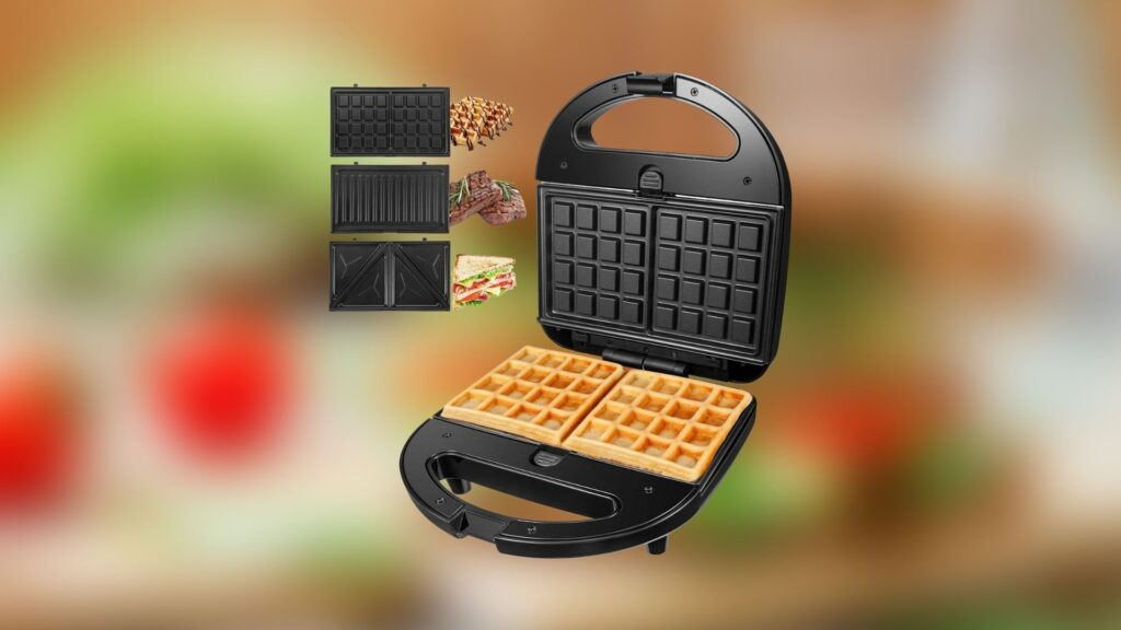 Top 13 Best Waffle Iron in 2021 3