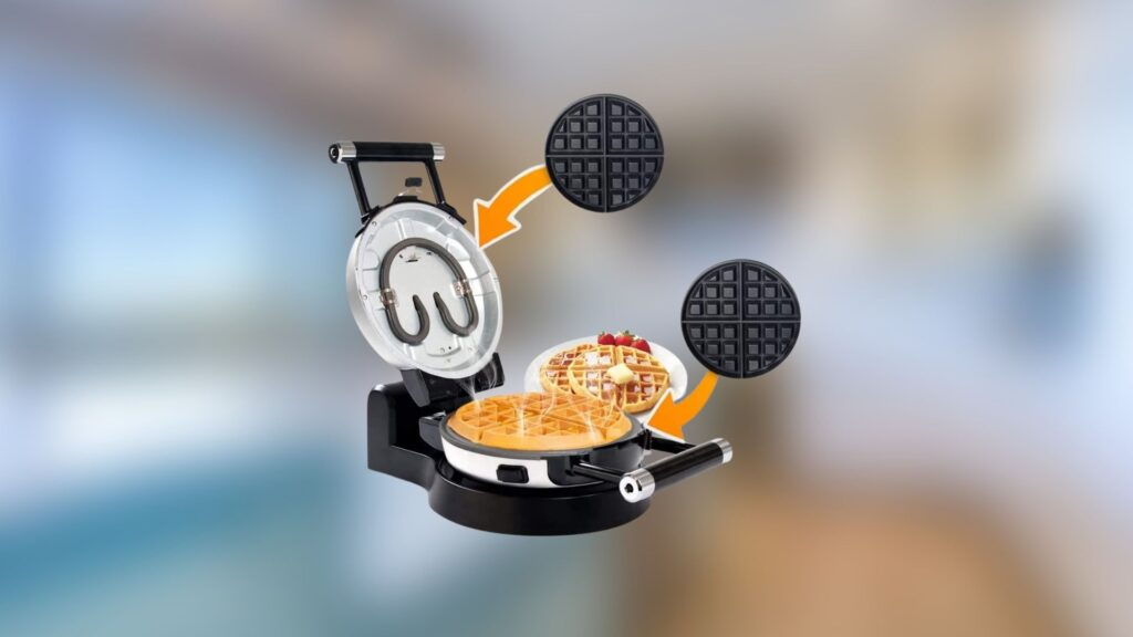 Top 13 Best Waffle Iron in 2021 5