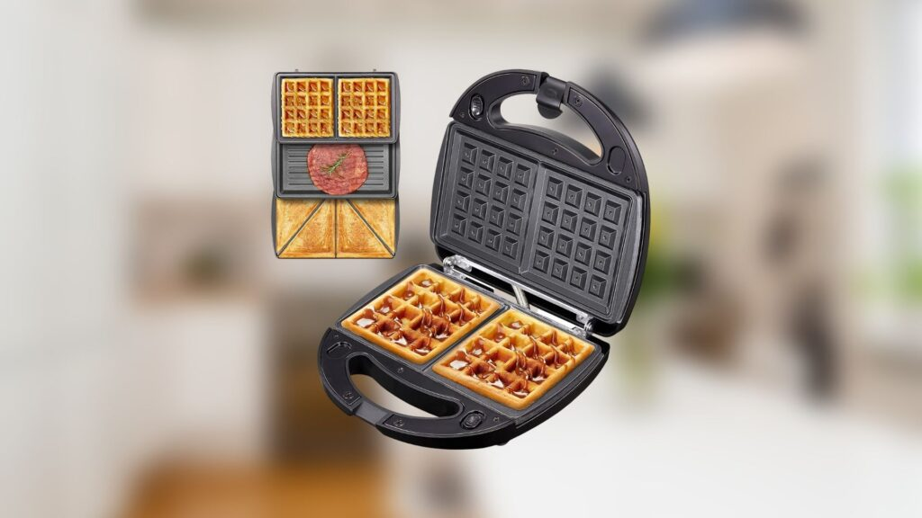 Top 13 Best Waffle Iron in 2021 9