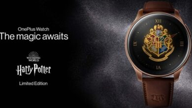 OnePlus Watch Harry Potter Limited Edition has arrived in India; discover what makes it so appealing 6