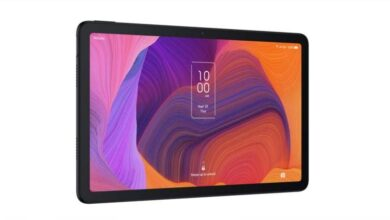 TCL's new Tab Pro 5G has debuted in the United States 4